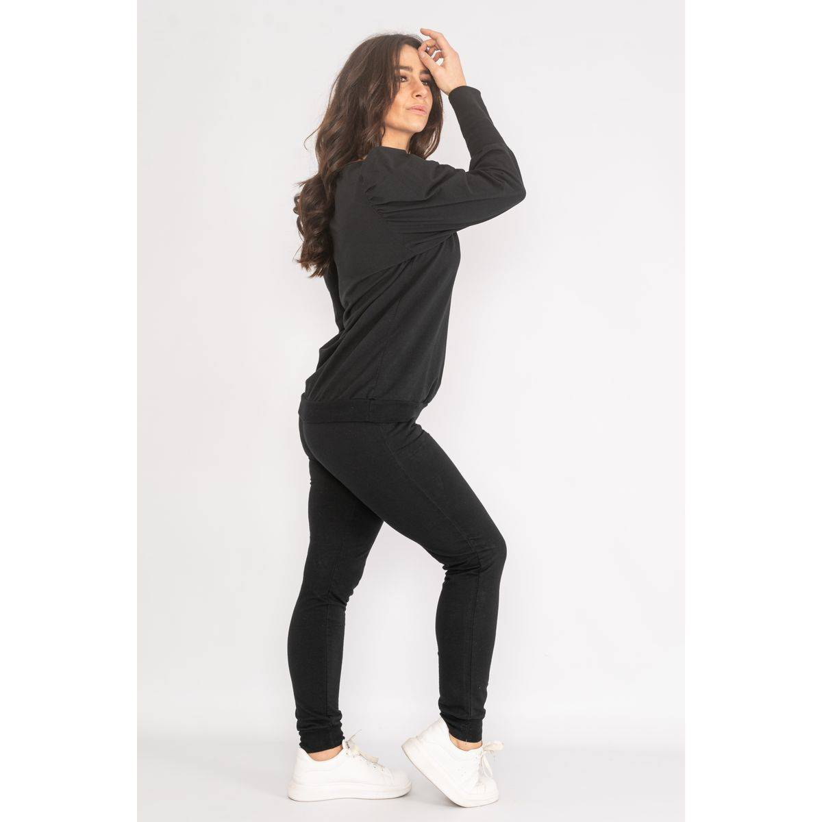 Puff shoulder loungewear set Lucy Sparks