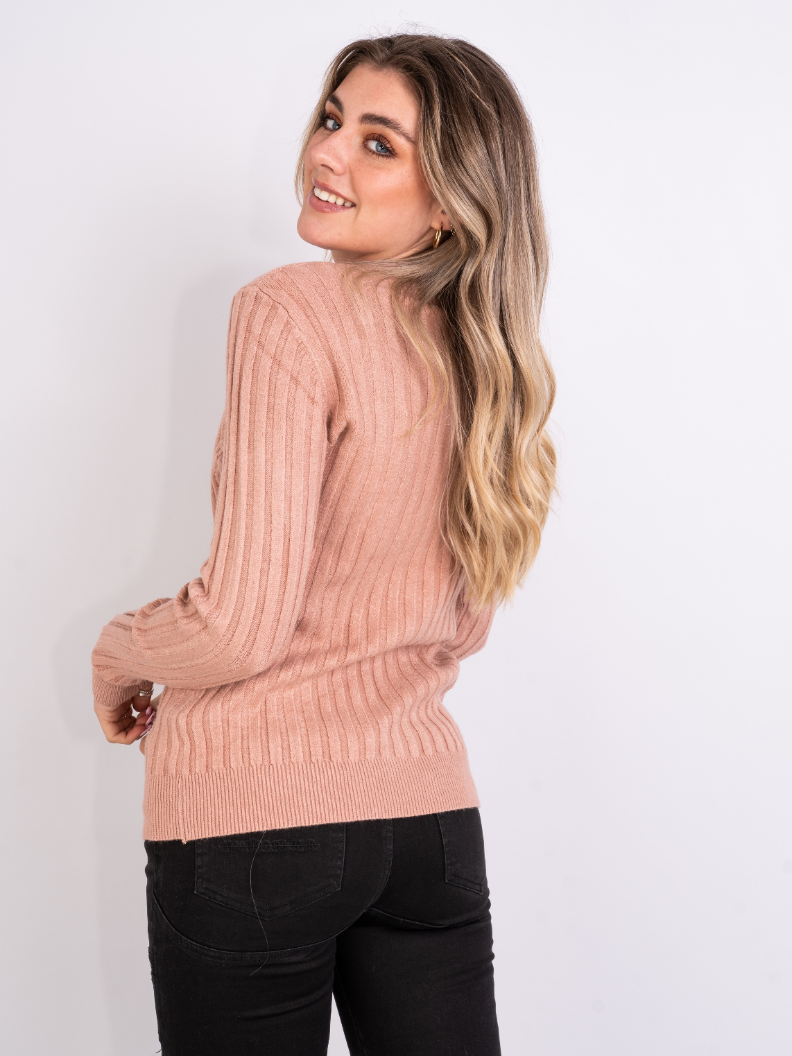 Knitted pattern jumper Lucy Sparks