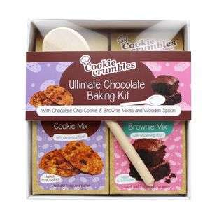 Ultimate chocolate baking kit COOKIE CRUMBLES LIMITED