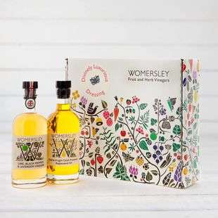 Divinely Luxurious Dressing Womersley Fruit and Herb Vinegars Ltd