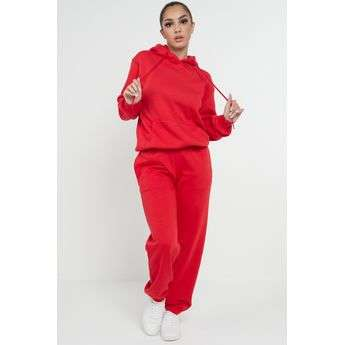 Red Premium Quality Plain Adults Hoodie Hooded Sweatshirts Sketch Trading Co Limited