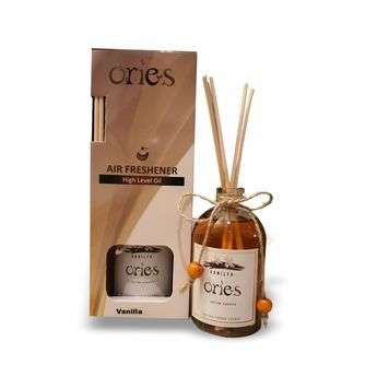 Ories OCEAN Reed Diffuser 100 ml, HIGHLY SCENTED Natural Essential Oils AYSE BAHAR SEN