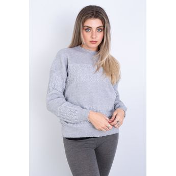 Cable Knit Chunky Jumper Lucy Sparks